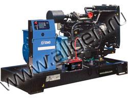 Дизельный генератор SDMO J130K (132 кВА)