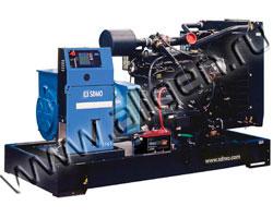 Дизельный генератор SDMO J165K (132 кВт)