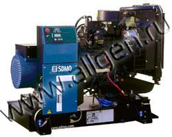 Дизельный генератор SDMO J22 мощностью 18 кВт