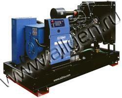 Дизельный генератор SDMO J275K (220 кВт)