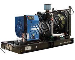 Дизель электростанция SDMO J400K мощностью 402 кВА (322 кВт) на раме