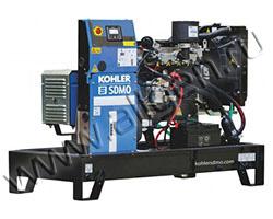 Дизельный генератор SDMO K6M мощностью 5 кВт