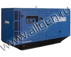 Дизельная электростанция SDMO J130K с наработкой
