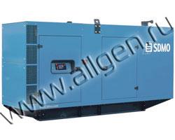 Поставка в Тулу генератора SDMO D330