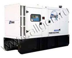 Дизельный генератор SDMO R165 мощностью 132 кВт б/у (с наработкой)