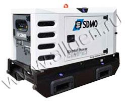Дизельный генератор SDMO R22 мощностью 18 кВт