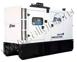 Дизельный генератор SDMO R275 (220 кВт)