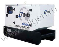 Дизельный генератор SDMO R44 (35 кВт)