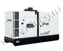 Дизельный генератор SDMO R630 (504 кВт)