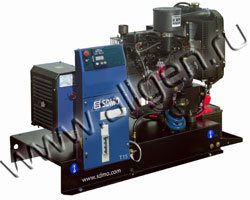 Дизельный генератор SDMO K12M мощностью 9 кВт