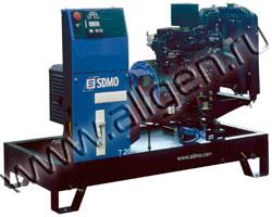 Дизельный генератор SDMO K16 (13 кВт)