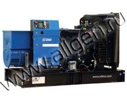 Дизельный генератор SDMO V220C2 (220 кВА)