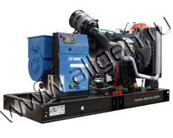 Дизельный генератор SDMO V375C2 (375 кВА)