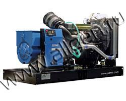 Дизель электростанция SDMO V400C2 мощностью 400 кВА (320 кВт) на раме