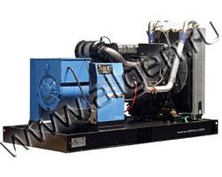 Дизельный генератор SDMO V630C2 (504 кВт)