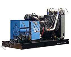 Дизельный генератор SDMO V650C2 (520 кВт)