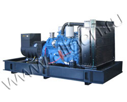 Поставка промышленной электростанции Stubelj LDE 700 MTU в Новороссийск