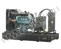 Дизель электростанция Teksan TJ405DW5A  мощностью 405 кВА (324 кВт) на раме