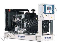 Дизель электростанция Teksan TJ145PR5A мощностью 145 кВА (116 кВт) на раме