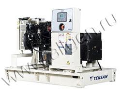 Дизельный генератор Teksan TJ29PE5L-1 (29 кВА)