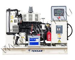 Дизельный генератор Teksan TJ30MS5A-1 (30 кВА)