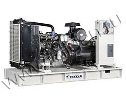Дизельный генератор Teksan TJ200PE5L (160 кВт)