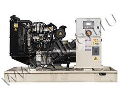 Дизельный генератор Teksan TJ42BD5C-1 (34 кВт)