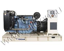 Дизельный генератор Teksan TJ600PE5L (480 кВт)