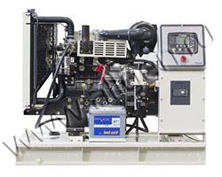 Дизельный генератор Teksan TJ9PE5A-1 на раме