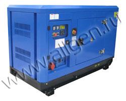 Дизель генератор Tide Power TPE13 мощностью 14 кВА (11 кВт) в шумозащитном кожухе