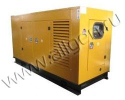 Дизель генератор Tide Power TDA375 мощностью 413 кВА (330 кВт) в шумозащитном кожухе