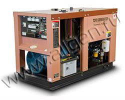 Дизельный генератор TOYO TG-21SPC/SBS мощностью 13 кВт