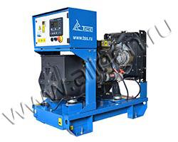 Дизель генератор TCC АД-10С-Т400-РМ13 мощностью 14 кВА (11 кВт) на раме