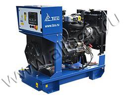 Дизельный генератор ТСС АД-10С-Т400-РМ10 мощностью 11 кВт