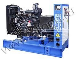 Дизельный генератор ТСС АД-10С-Т400-РМ18 мощностью 11 кВт