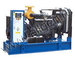 Дизельный генератор ТСС АД-120С-Т400-РМ11 (132 кВт)
