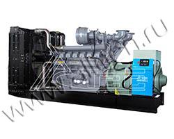 Дизельный генератор ТСС АД-120С-Т400-РМ18 (132 кВт)