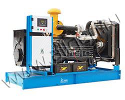 Дизель электростанция TCC АД-144С-Т400-РМ15 мощностью 198 кВА (158 кВт) на раме