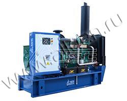 Дизельный генератор ТСС АД-160С-Т400-РМ11 (220 кВА)