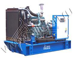 Дизельный генератор ТСС АД-160С-Т400-РМ17 (220 кВА)