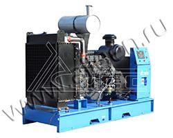 Дизельный генератор ТСС АД-160С-Т400-РМ5 (220 кВА)