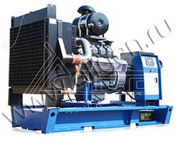 Дизельный генератор ТСС АД-180С-Т400-РМ6 (198 кВт)