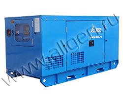 Дизель генератор TCC АД-20С-Т400-РМ10 мощностью 28 кВА (22 кВт) в шумозащитном кожухе