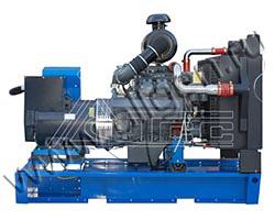 Дизельный генератор ТСС АД-280С-Т400-РМ6 (385 кВА)