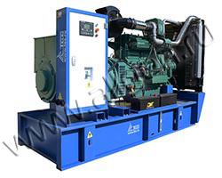 Дизель электростанция TCC АД-300С-Т400-РМ11 мощностью 413 кВА (330 кВт) на раме