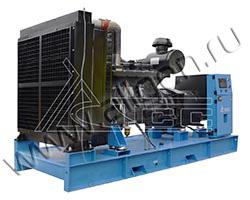 Дизель электростанция TCC АД-300С-Т400-РМ5   мощностью 413 кВА (330 кВт) на раме