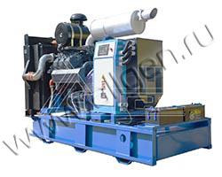 Дизель электростанция TCC АД-300С-Т400-РМ6 мощностью 413 кВА (330 кВт) на раме