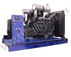 Дизельный генератор ТСС АД-350С-Т400-РМ11 (481 кВА)
