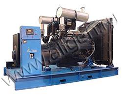 Дизельный генератор ТСС АД-360С-Т400-РМ11 (396 кВт)