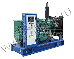 Дизель электростанция TCC АД-36С-Т400-РМ5 мощностью 50 кВА (40 кВт) на раме